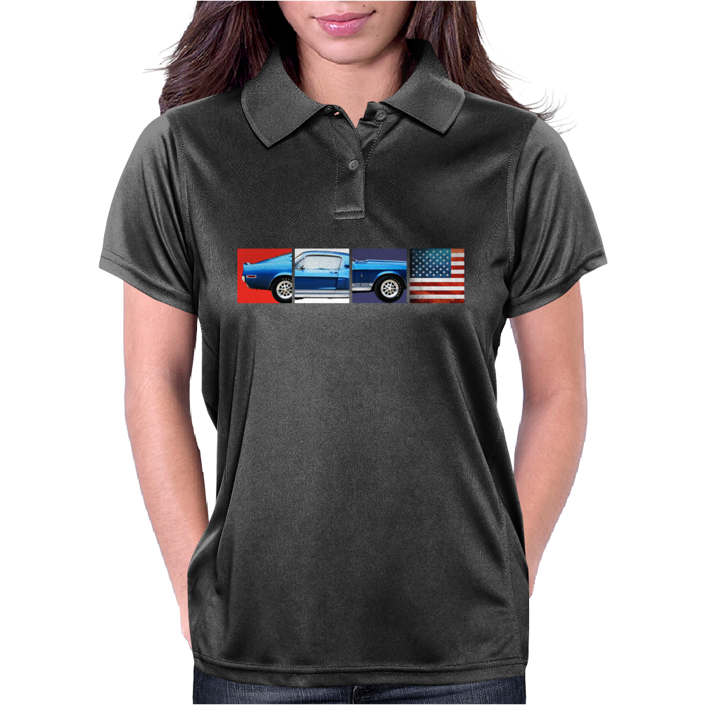 American Icon - Mustang GT500 Womens Polo