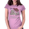 American Legends Womens Fitted T-Shirt