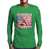 American Music Written In Blood Mens Long Sleeve T-Shirt