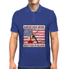 American Music Written In Blood Mens Polo