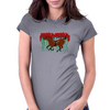 American Pharoah 2015 Kentucky Derby Womens Fitted T-Shirt