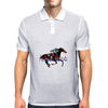 American Pharoah  2015 Triple Crown Champion Mens Polo