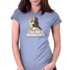 American Pit Bull Terrier Respect Womens Fitted T-Shirt