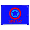 American Superhero Matching Shirt or One Piece Set Funny Humor Geek Tablet