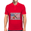 Americana Music, Written In Blood Mens Polo