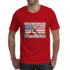 Americana Music, Written In Blood Mens T-Shirt