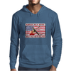 Americana Music, Written With Blood Mens Hoodie