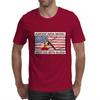 Americana Music, Written With Blood Mens T-Shirt