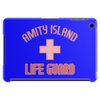 AMITY ISLAND LIFEGUARD Funny Humor Geek Tablet