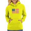 Ammunition collage bullet types & sizes USA Funny Humor Geek Womens Hoodie