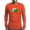 Amsterdam coffee shop Funny Humor Geek Mens Long Sleeve T-Shirt