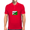 Amsterdam coffee shop Funny Humor Geek Mens Polo