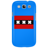 Amsterdam flag Funny Humor Geek Phone Case