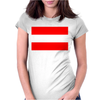 Amsterdam Flag Hoodie Womens Fitted T-Shirt