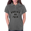 Analog As Folk Womens Polo