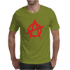 Anarchy Funny Humor Geek Mens T-Shirt