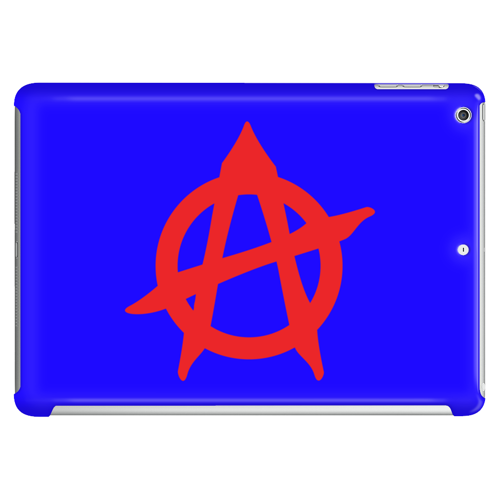 Anarchy Funny Humor Geek Tablet