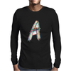 Anarchy in colors Mens Long Sleeve T-Shirt