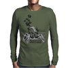 Anarchy machine Mens Long Sleeve T-Shirt