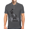 Anarchy machine Mens Polo
