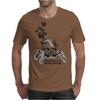 Anarchy machine Mens T-Shirt