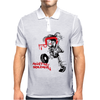 Anarchy soldier Mens Polo