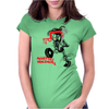 Anarchy soldier Womens Fitted T-Shirt
