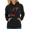Anarchy soldier Womens Hoodie