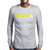 Anchorman Inspired Ron Burgundy Channel 4 News Team San Diego Mens Long Sleeve T-Shirt
