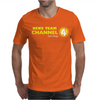 Anchorman Inspired Ron Burgundy Channel 4 News Team San Diego Mens T-Shirt