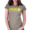 Anchorman Inspired Ron Burgundy Channel 4 News Team San Diego Womens Fitted T-Shirt