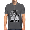 Ancient Aliens - Aliens Mens Polo