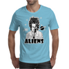 Ancient Aliens - Aliens Mens T-Shirt