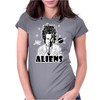 Ancient Aliens - Aliens Womens Fitted T-Shirt