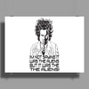 Ancient Aliens, Im Not Saying It Was The Aliens But... Poster Print (Landscape)