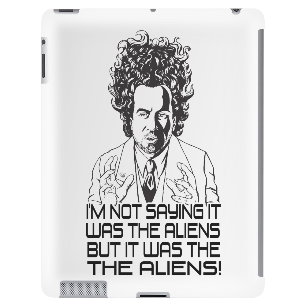 Ancient Aliens, Im Not Saying It Was The Aliens But... Tablet