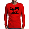 ANCIENT ALIENS Mens Long Sleeve T-Shirt