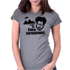 ANCIENT ALIENS Womens Fitted T-Shirt