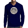 Ancient Christogram Mens Hoodie