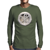 Ancient Christogram Mens Long Sleeve T-Shirt