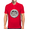 Ancient Christogram Mens Polo