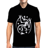 Ancient Power Mens Polo