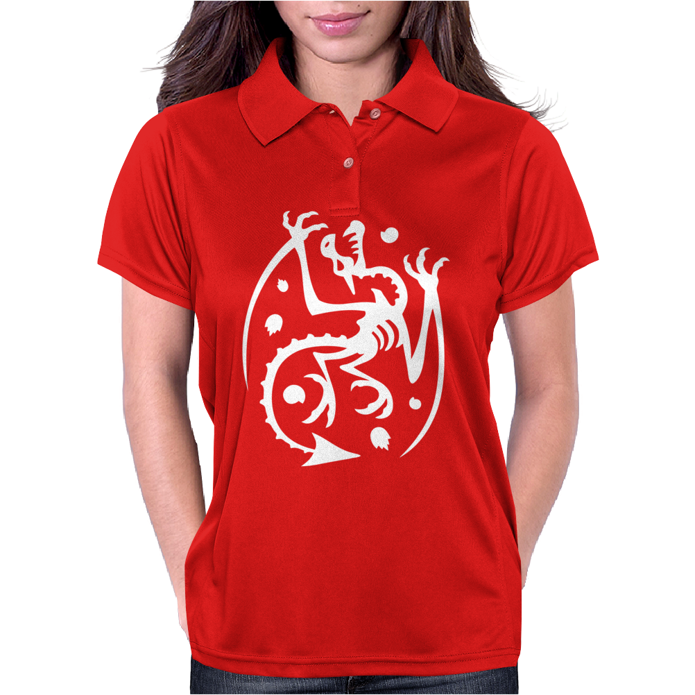 Ancient Power Womens Polo