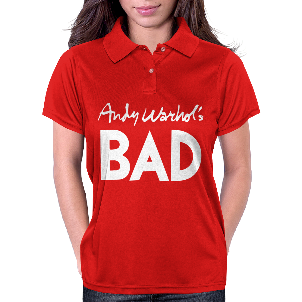 Andi Warlor Bad Womens Polo