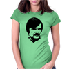 Andrei Tarkovsky Womens Fitted T-Shirt