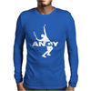 Andy Tennis Mens Long Sleeve T-Shirt