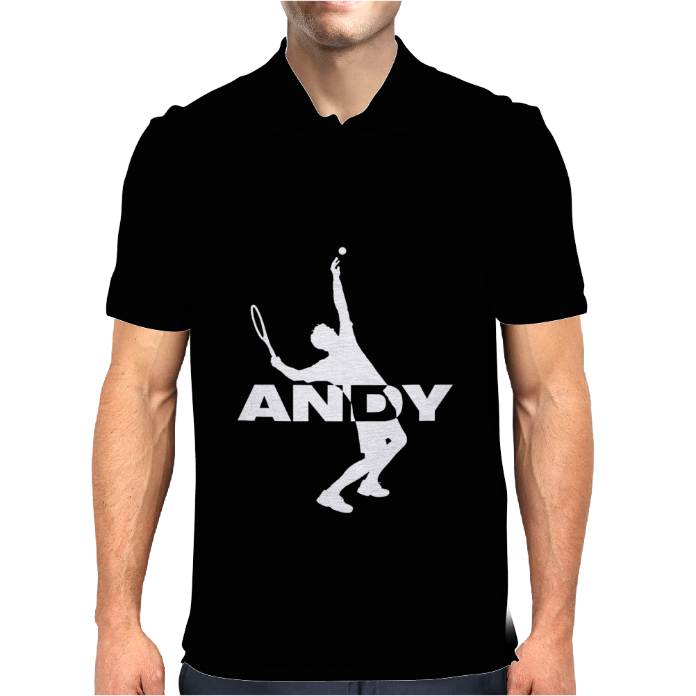 Andy Tennis Mens Polo