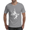 Andy Tennis Mens T-Shirt
