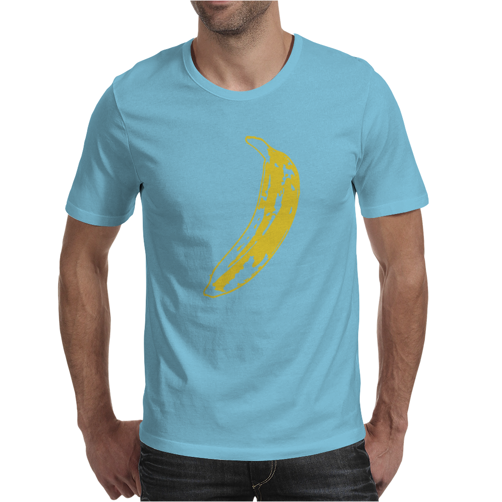 andy warhol banana Mens T-Shirt