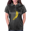 andy warhol banana Womens Polo